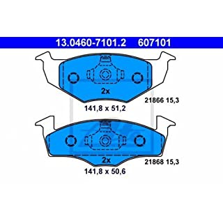 ATE 13.0460-7101.2 Bremsbelagsatz, Scheibenbremse