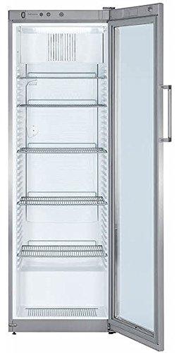 Liebherr FKvsl 4113Premium autonome Silber Kühlschrank Getränkespender–Kühlschränke Getränkespender (autonome, silber, 6Einlegeböden, rechts, R600a, 1–15°C)