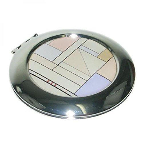 Price comparison product image Art Deco MacIntosh Inspired Handbag Mirror HMC19