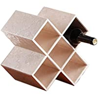 Hxyan Muebles De Rack De Vino Hogar Creativo Sala De Estar Decoración De Gabinetes De Vino Cocina 27 17 27 cm