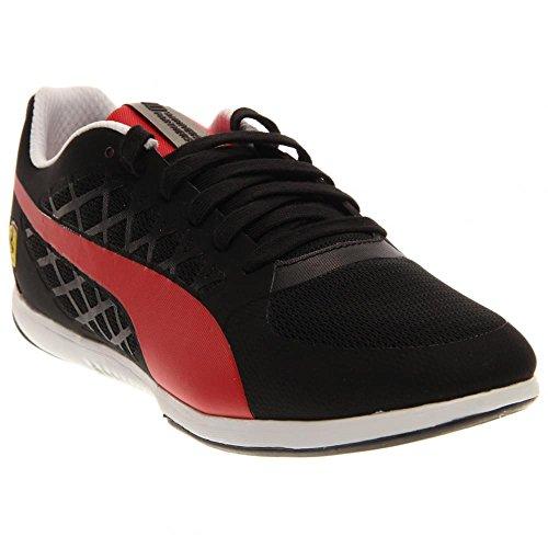 Puma Valorosso2sf-10 Driving Shoe Black-Rosso