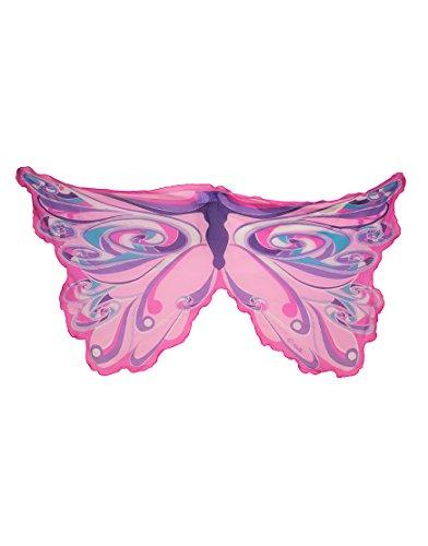 72Pink Fairy Rainbow Flügel Kostüm (One Size) (Dress Up Fairy)
