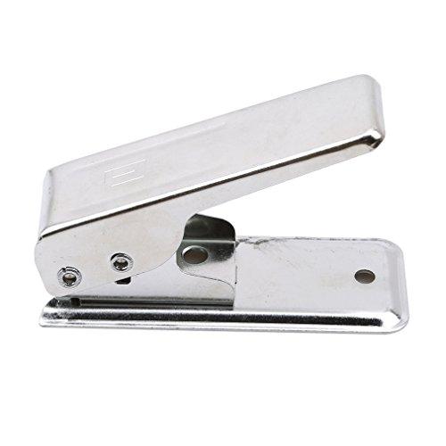 Pinhan Smartphone Kartenschneider SIM-Kartenschneider, praktisch, tragbar, 1 Handy, Kartenleser, Handy-Zubehör