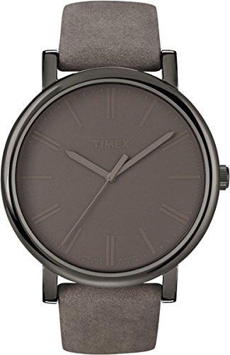 timex-damen-armbanduhr-grau-analog-leder-t2n795d7