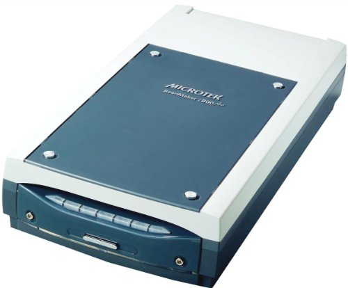 Price comparison product image Microtek SM i800 Plus Flatbed Scanner