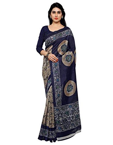 saree (Mrinalika Fashion Sarees Designer and party wear Art Silk Saree Cotton Silk sarees for women by Mrinalika Fashion Best for online buying sarees Women\'s Clothing Saree For Women Latest Design W
