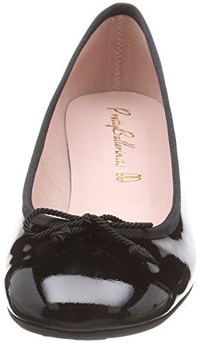 Pretty Ballerinas 45545 Shade Nego, Ballerine Donna Nero (Nero)