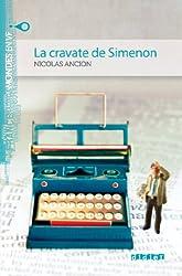 La cravate de Simenon - Ebook (Niveau A2)