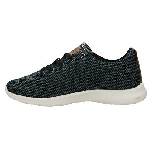 Woden, Sneaker Femme Gris Gris Gris (gris / Noir)