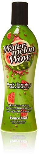 Supre Tan Watermelon Wow Dark Tanning Maximizer Sunbed Lotion 235 ml -