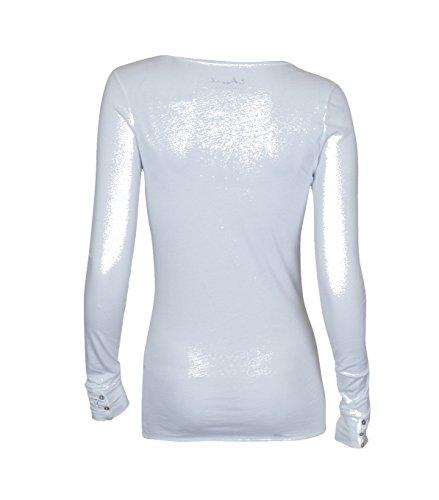 IHEART Damen Shirt Aileen in Weiss 1 white