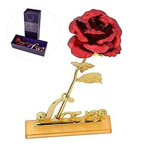 Hoja de Oro 24K Rosa,