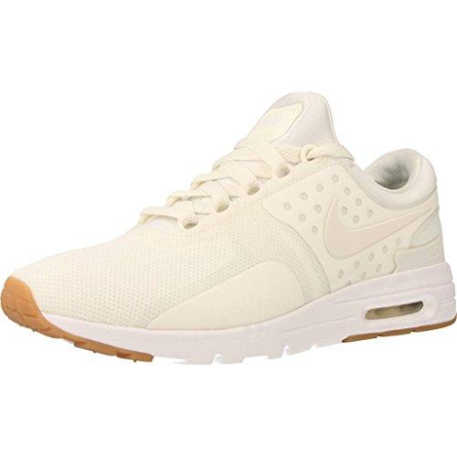 Nike - W Air MAX Zero - 857661105 - El Color Blanco - Talla: 37.5