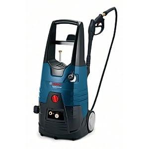 Bosch Professional GHP 6-14 – Hidrolimpiadora de alta presión (150 bares, 650 l/h, con depósito detergente, 1 lanza)