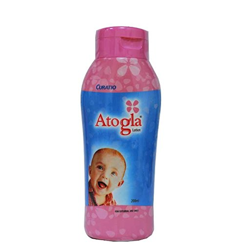 Curatio Atogla Baby Lotion (12-18 months)