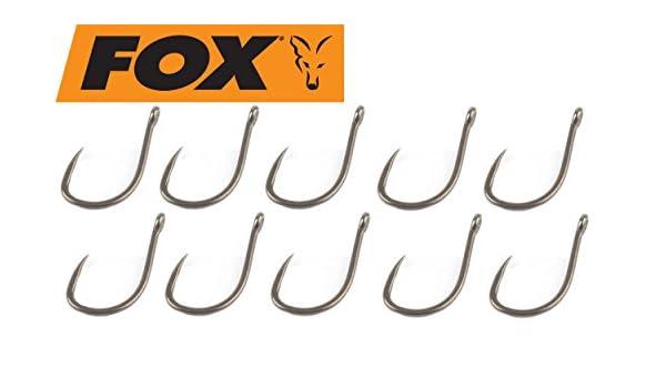 B Fox Teflon Arma Point SR Karpfenmontage Haken Karpfenhaken für Boilies