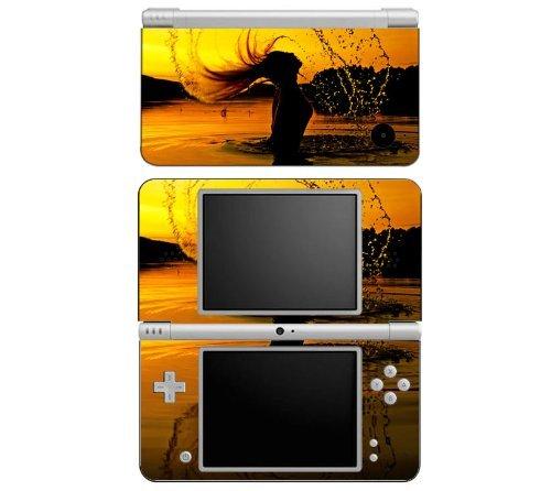 Nintendo DSi XL Decal Skin - Sunset by DecalSkin