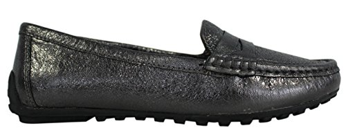 womens-hush-puppies-honor-leather-loafers-metallic-pewter-grey-uk-6