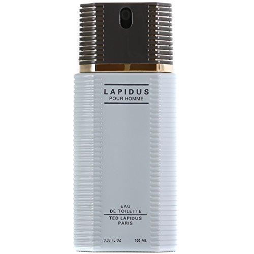 Ted Lapidus Lapidus Pour Homme 100ml Eau De Toilette Spray