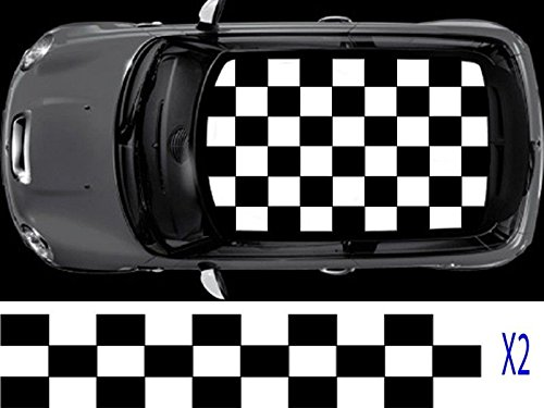 large-chequered-flag-2-colour-roof-graphic-for-mini-cooper-paceman-1-coupe-bmw
