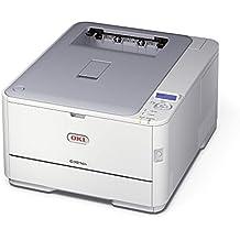 OKI C 321 DN - Impresora láser - B/N 22 PPM, color 20 PPM, blanco