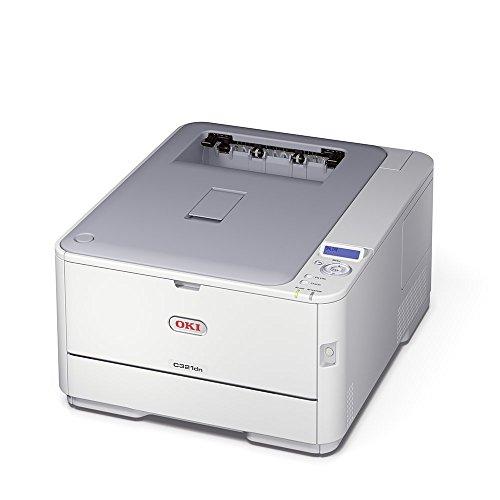 Preisvergleich Produktbild OKI C321dn A4-Farblaserdrucker (Duplex, Netzwerk)