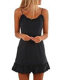 3870786d17 Amazon.es  Ropa Coreana Vestidos  Ropa