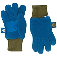 Finkid Sormikas seaport beech Kinder Winter Fleece Finger Handschuhe