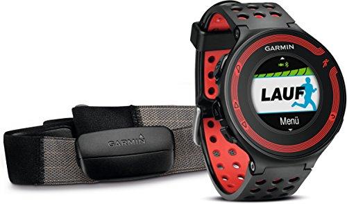 Garmin Forerunner 220 GPS-Laufuhr (umfangreiche Trainingsfunktionen, inkl. Premium Herzfrequenz Brustgurt ) - 7