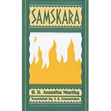 (SAMSKARA: A RITE FOR A DEAD MAN ) BY Murthy, U. R. Anantha (Author) Paperback Published on (06 , 1979)
