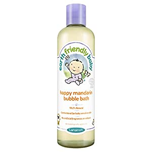 Earth Friendly Baby Happy M and Arin Bubble Bath Ecocert