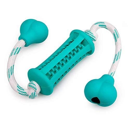 Hundespielzeug, Haustier Design Seil Haustier Welpen Kauspielzeug, Hunde Zahnen Spielzeug und Training Interaktive Kauspielzeug für kleine / mittelgroße Hunde