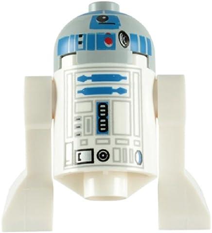 LEGO Star Wars: R2-D2 Astromech Droid (Gris Tête)