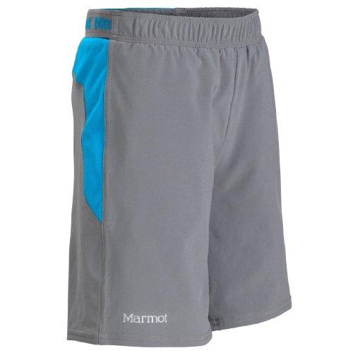 marmot-ascend-short-pour-garcon-gris-gris-xs