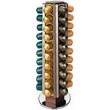 Ibili - Dispensador de cápsulas Nespresso Etna, 60 Cápsulas