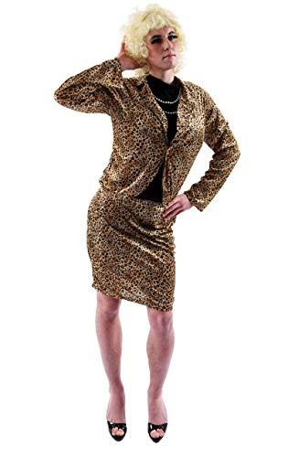 Kostüm Travestie - Travestie Kostüm Karneval Fasching Herren Verkleidung Kostüm Standard