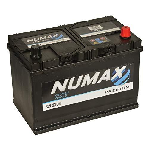 249 Numax Auto Batteria 12V 85AH