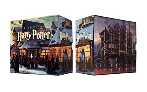Harry Potter Complete Book Series Special Edition en Boîte par J.k. Rowling Neuf