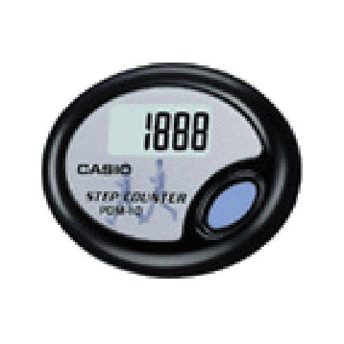 CASIO 21198 PDM-10B-1D - Podómetro digital negro