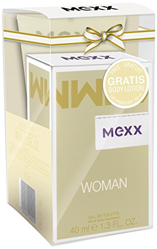 Mexx Woman Eau de Toilette Spray 40 ml + Body Lotion 150 ml, 190 ml