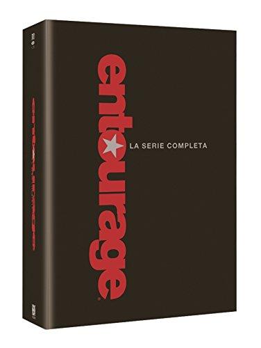 El Séquito (Entourage) - Temporadas 1-8 [DVD]