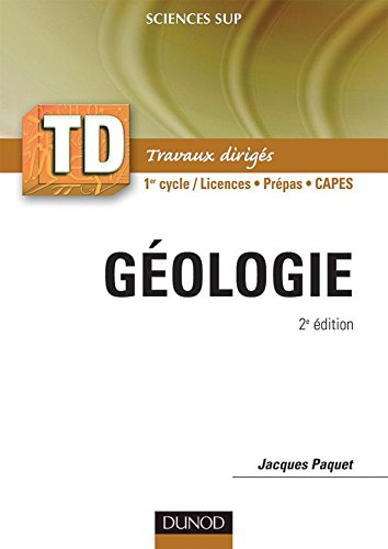 TD de géologie - 2ème édition