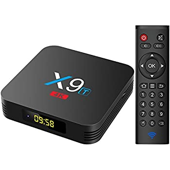 Bqeel Cyber Monday X9T S912 Octa-Core 2G+16G eMMC Android 6.0 4K Bluetooth 4.1 Ethernet Gigabit 100/1000M Android TV Box