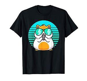 Retro Hamster Kawaii Shirt Hamster
