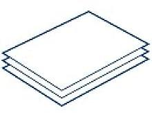 Epson Film à contre-jour mat 170 micromètres Rouleau (61 cm x 30,5 m)