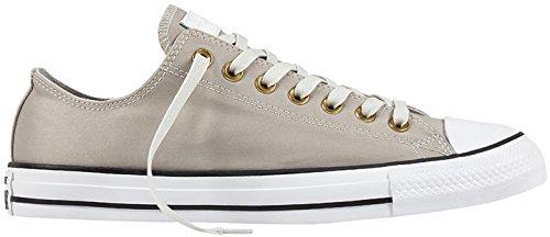 Converse All Star Ox Herren Sneaker Grau Grau (Mouse/White)
