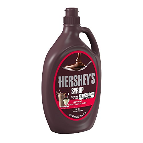 Hershey's Chocolate Syrup (1.36kg)