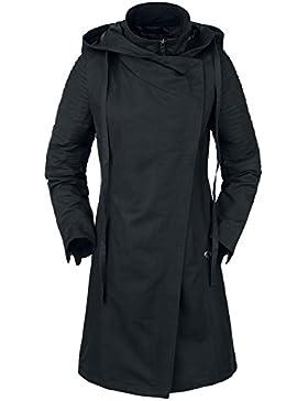 [Patrocinado]La Guerra de las Galaxias Sith Lady - Limited Edition Abrigo Mujer Negro