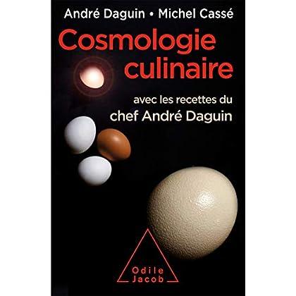 Cosmologie culinaire (OJ.SCIENCES)