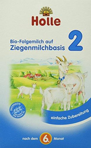 Holle Bio-Folgemilch auf Ziegenmilchbasis 2, 400 g
